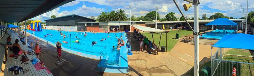 Chinchilla Aquatic & Fitness Centre