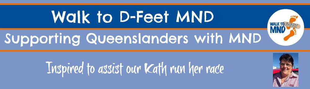 Walk to D-Feet MND