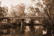 Railway Bridge - Photo Courtesy Andrew Dixon Photography