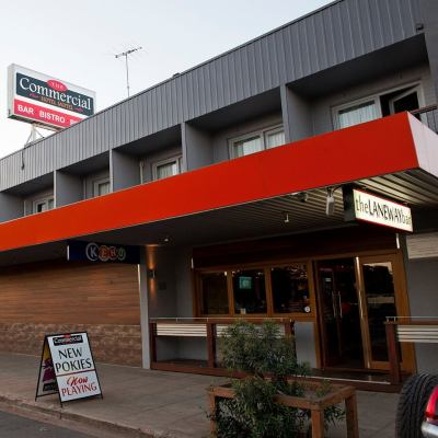 The Commercial Hotel Motel, Chinchilla