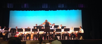 CSHS Stage Band